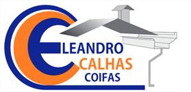 Eleandro Calhas e Coifas Logo